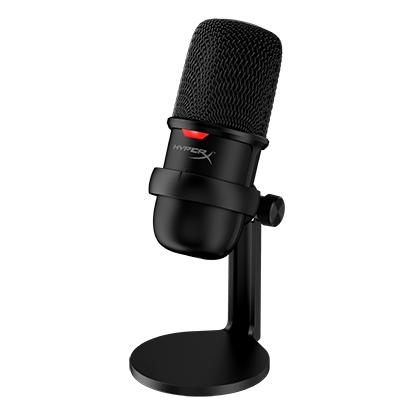 HyperX SoloCast: El micrófono ideal para home office y streaming 2