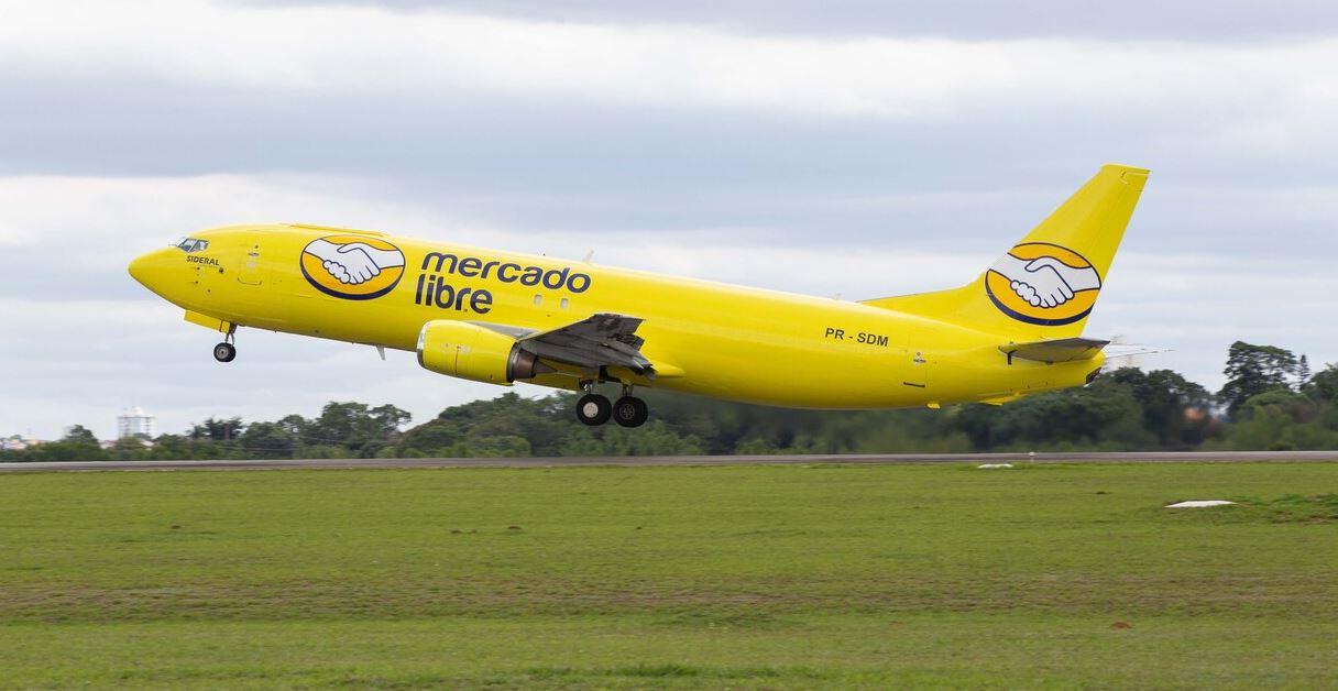Mercado Libre anuncia aviones y camionetas para entregar en 24 horas