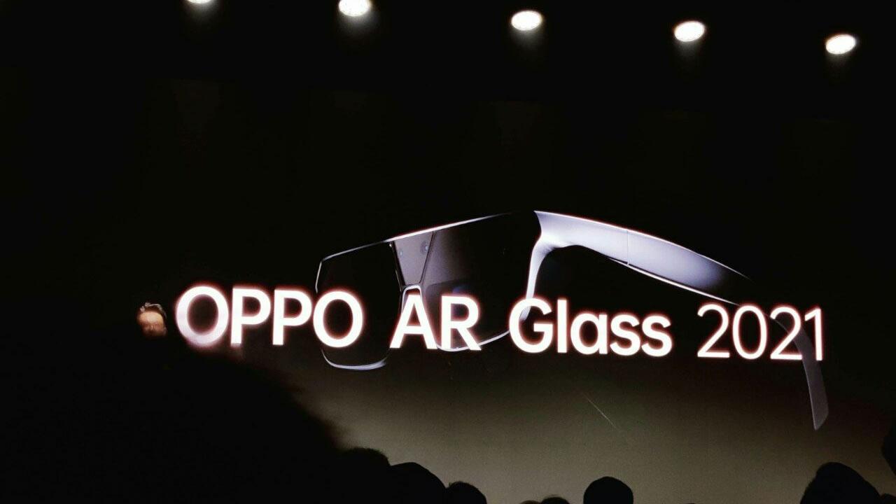 OPPO AR Glass 2: Las nuevas gafas de realidad aumentada de la compañía china