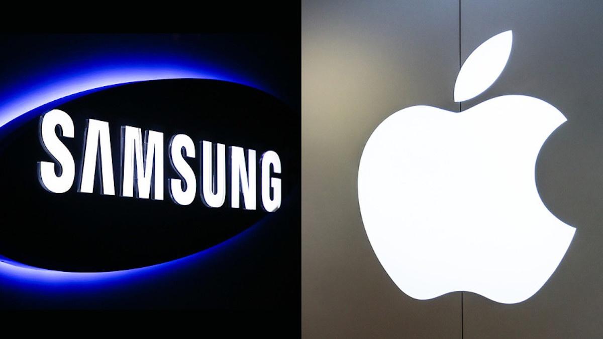 Samsung vence a Apple en venta de smartphones en los Estados Unidos