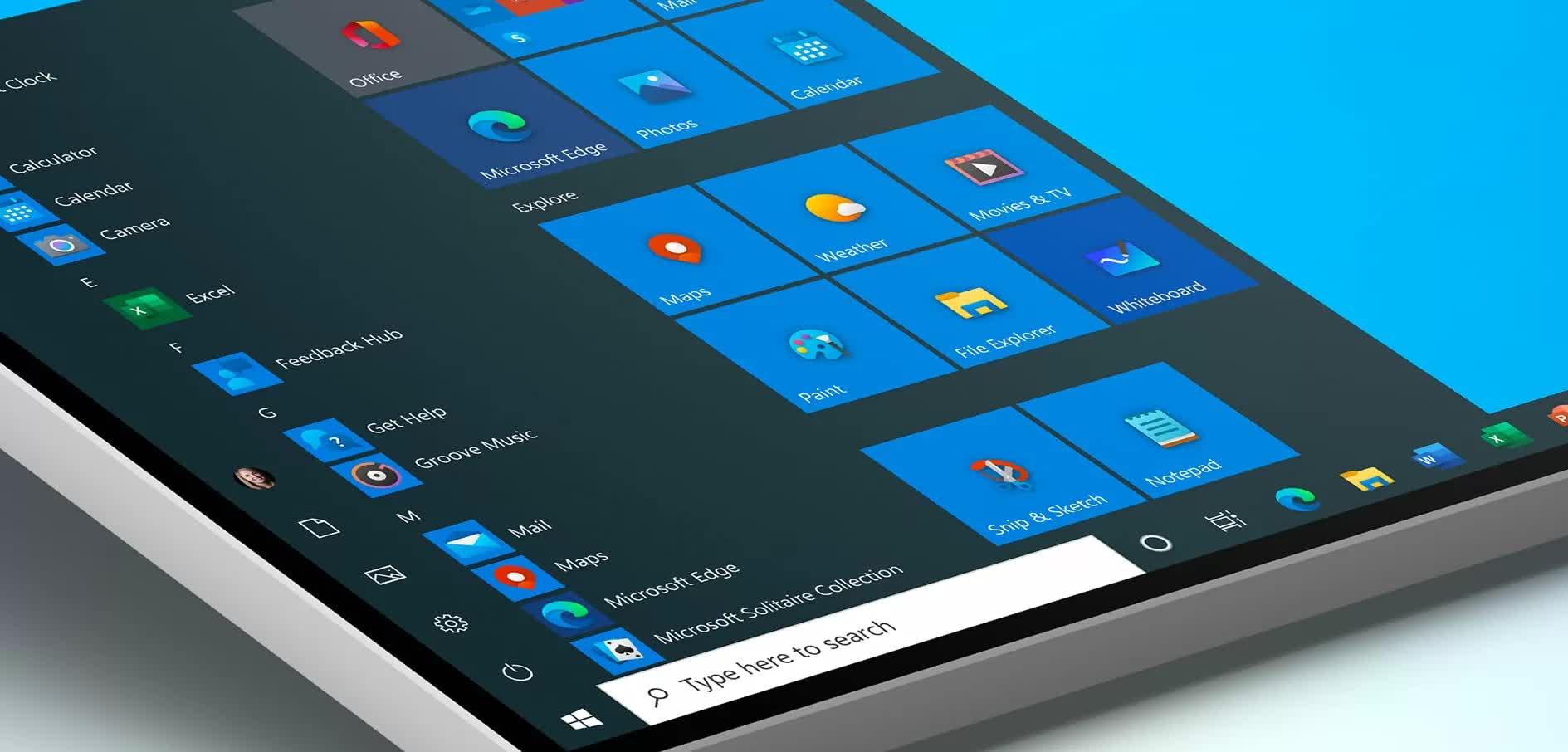 Sun Valley, la renovación de interfaz que llegará a Windows 10 en 2021