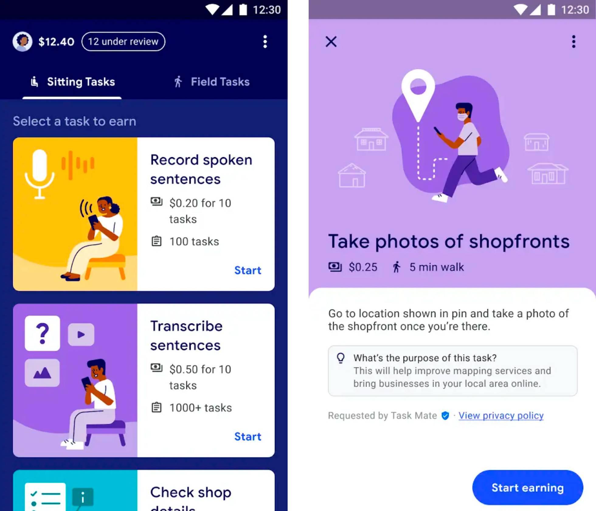 Task Mate: La app de Google que te paga por hacer tareas sencillas con el móvil