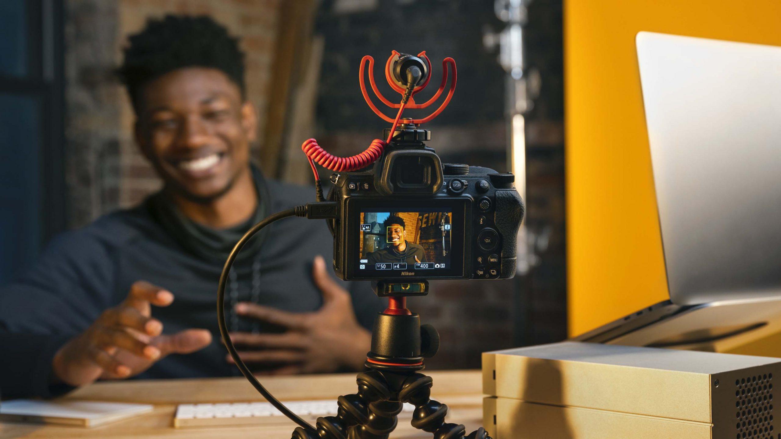 Webcam Utility: La app de Nikon para usar tu cámara DSLR como webcam