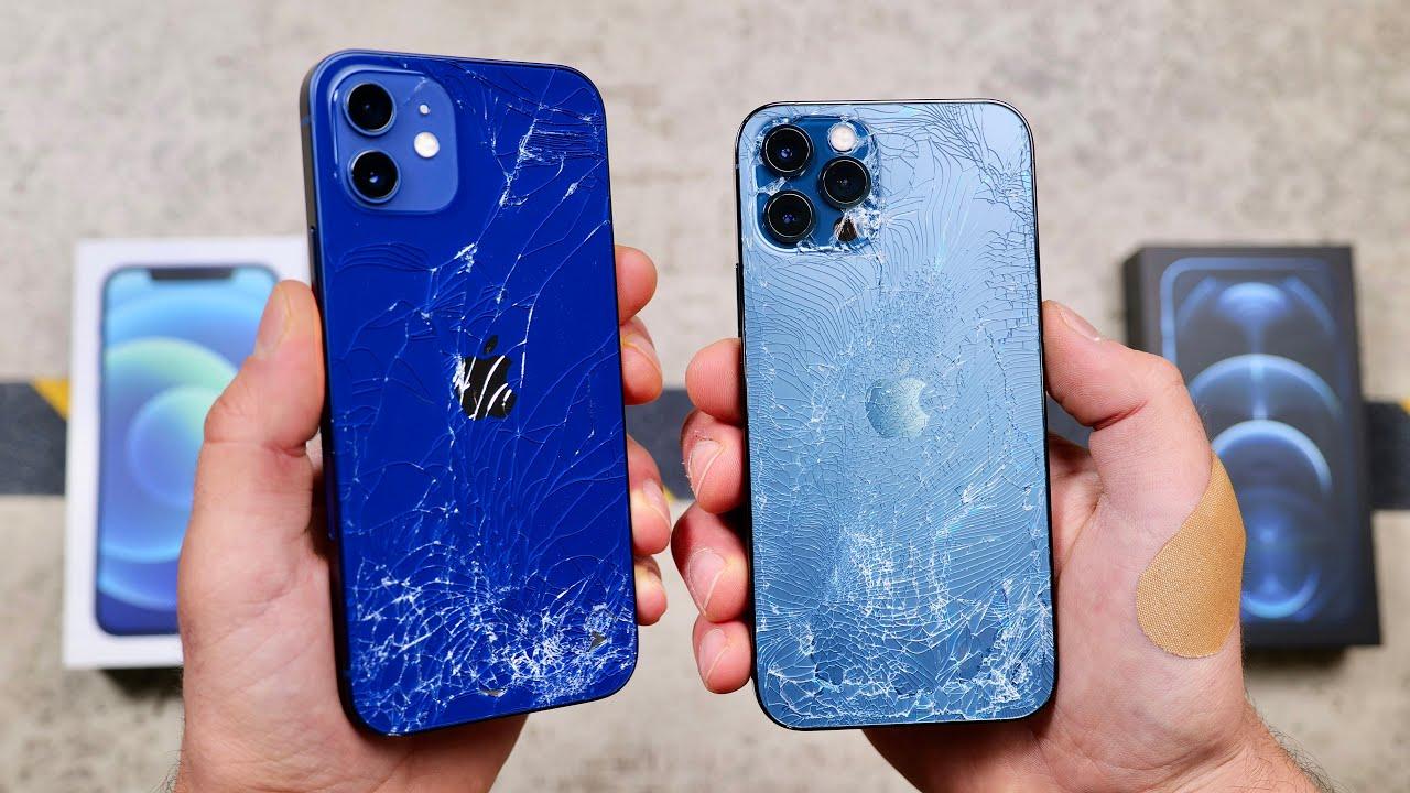 iPhone 12: Su cristal Ceramic Shield superó las pruebas de resistencia