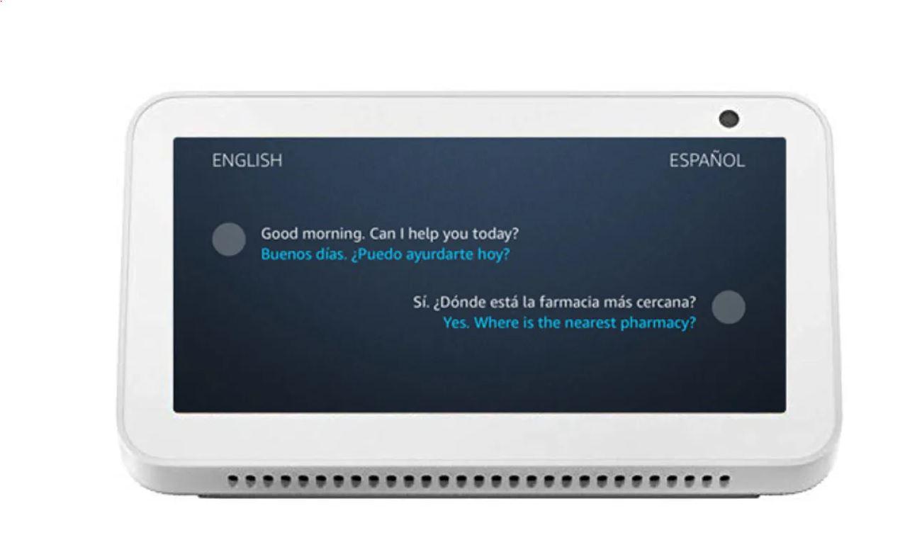 Alexa estrena función de traducción de conversaciones en tiempo real