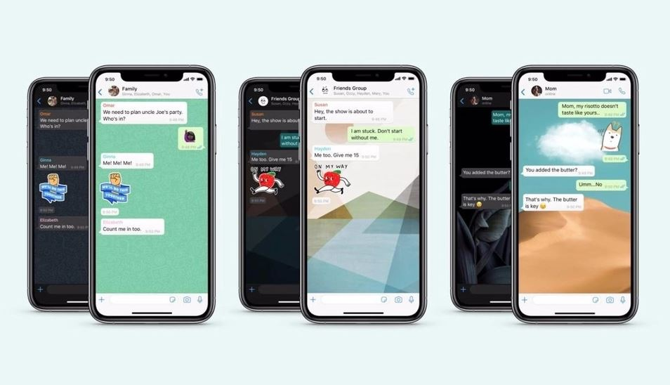 Conoce las 3 nuevas funciones de WhatsApp 3