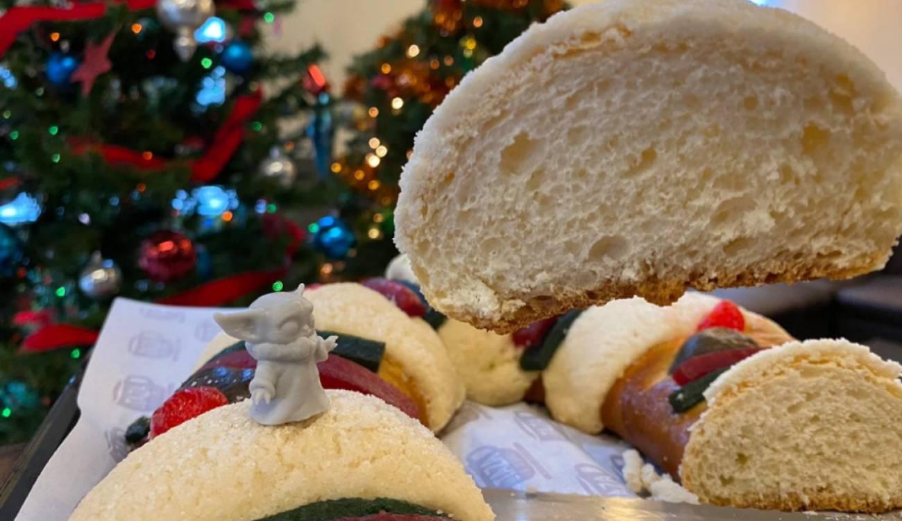 ¿Dónde podemos comprar las Roscas de Reyes de Baby Yoda?