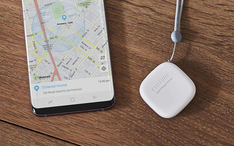 Galaxy Smart Tag, la apuesta de Samsung para competir con los Apple AirTags