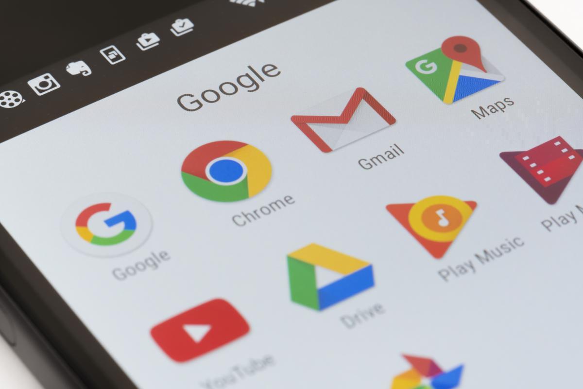 Gmail, Meet, YouTube y otros servicios de Google se caen a nivel global