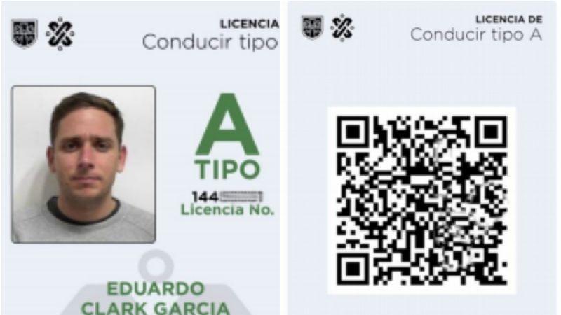 Los conductores de la CDMX ya pueden tramitar su licencia digital