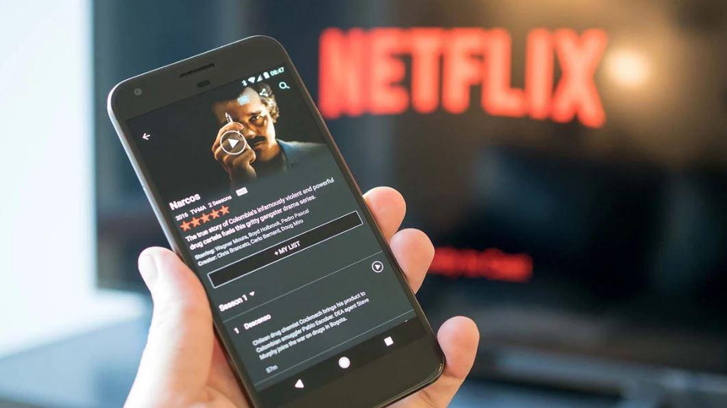 """Netflix está probando el """"Modo Audio"""" para sus películas y series"""