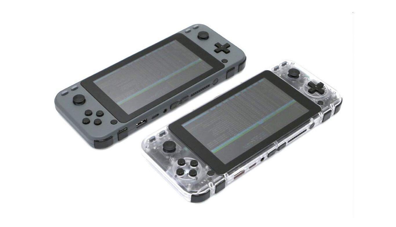 Odroid-Go Super, la nueva consola portátil para juegos retro 2