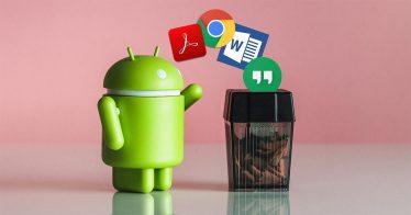 Cómo desinstalar las aplicaciones preinstaladas de Android sin root
