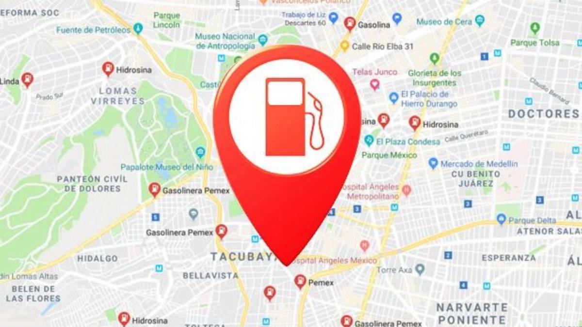 Google Maps ahora muestra en dónde venden la gasolina más barata