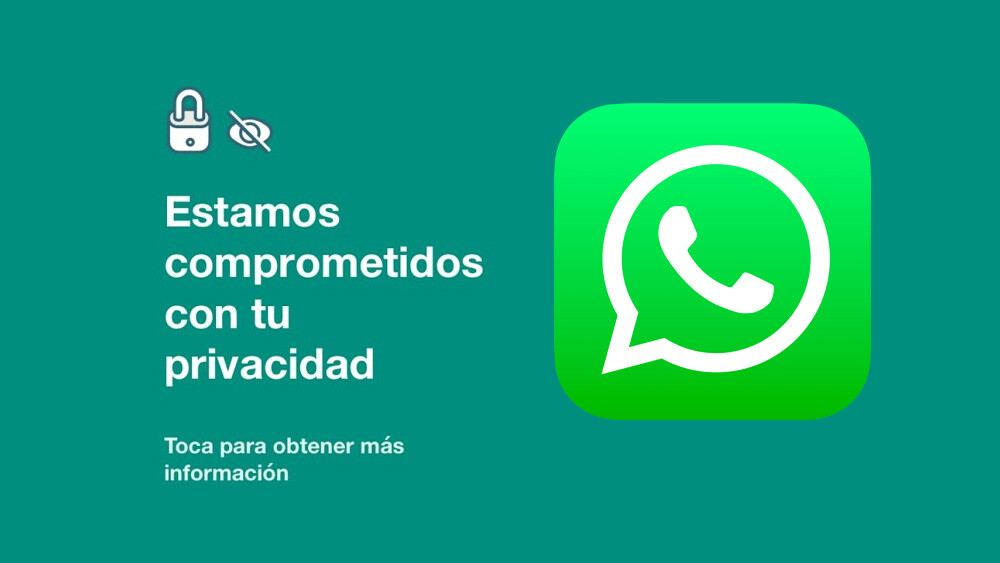 Por medio de stories, WhatsApp asegura que no lee tus conversaciones