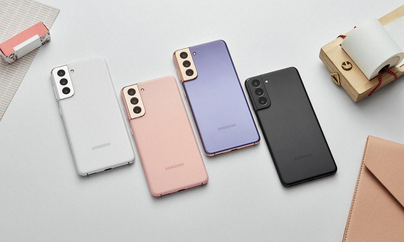 Samsung presentó los nuevos Galaxy S21, S21+ y S21 Ultra 2