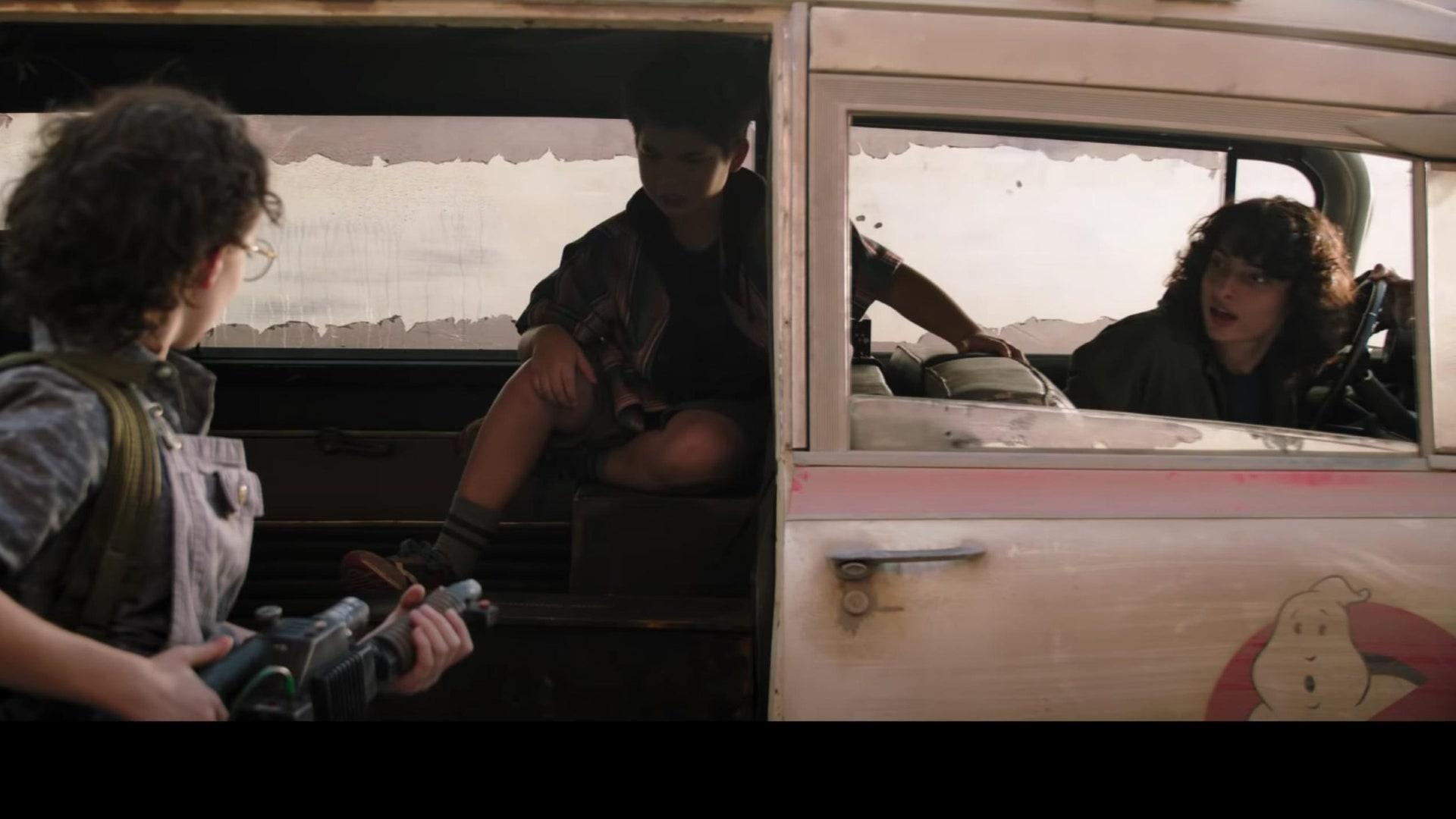 Sony Pictures revela una nueva imagen de Ghostbusters: Afterlife
