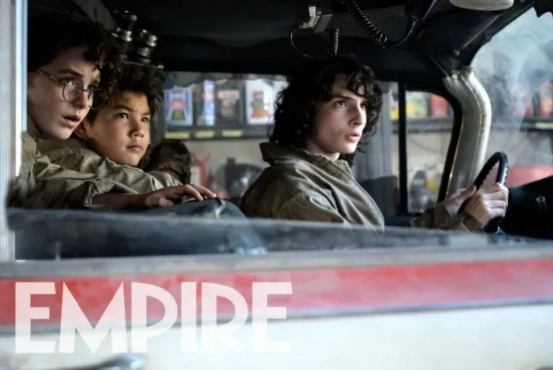 Sony Pictures revela una nueva imagen de Ghostbusters: Afterlife 2