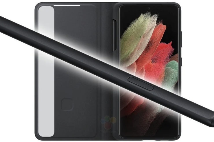 Una funda confirma que el Galaxy S21 será compatible con el S-Pen