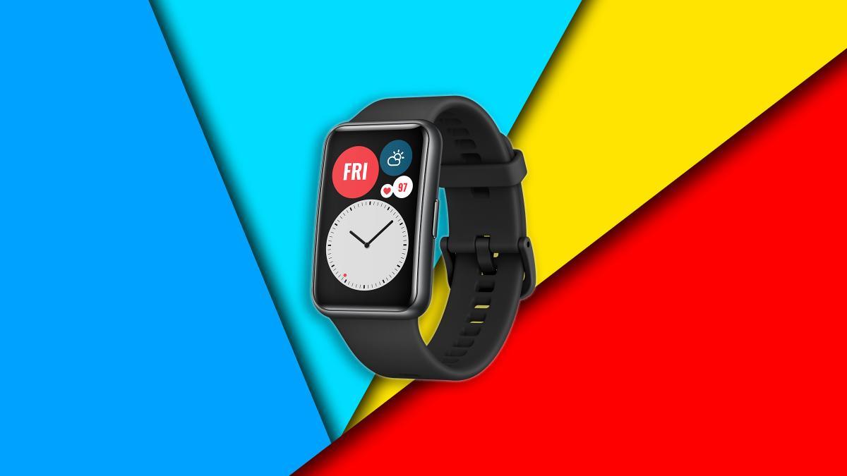 El Huawei Watch Fit está en promoción en Amazon por solo 1,799 pesos