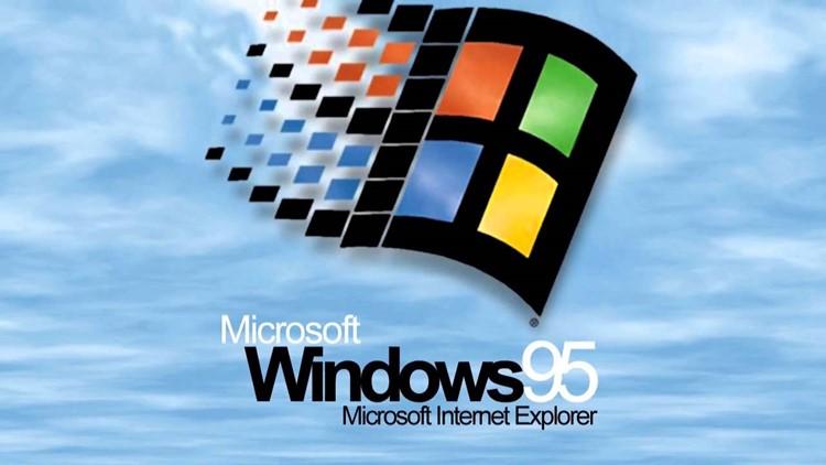 En esta web puedes usar desde Windows 1.0 a Windows 95 en tu navegador