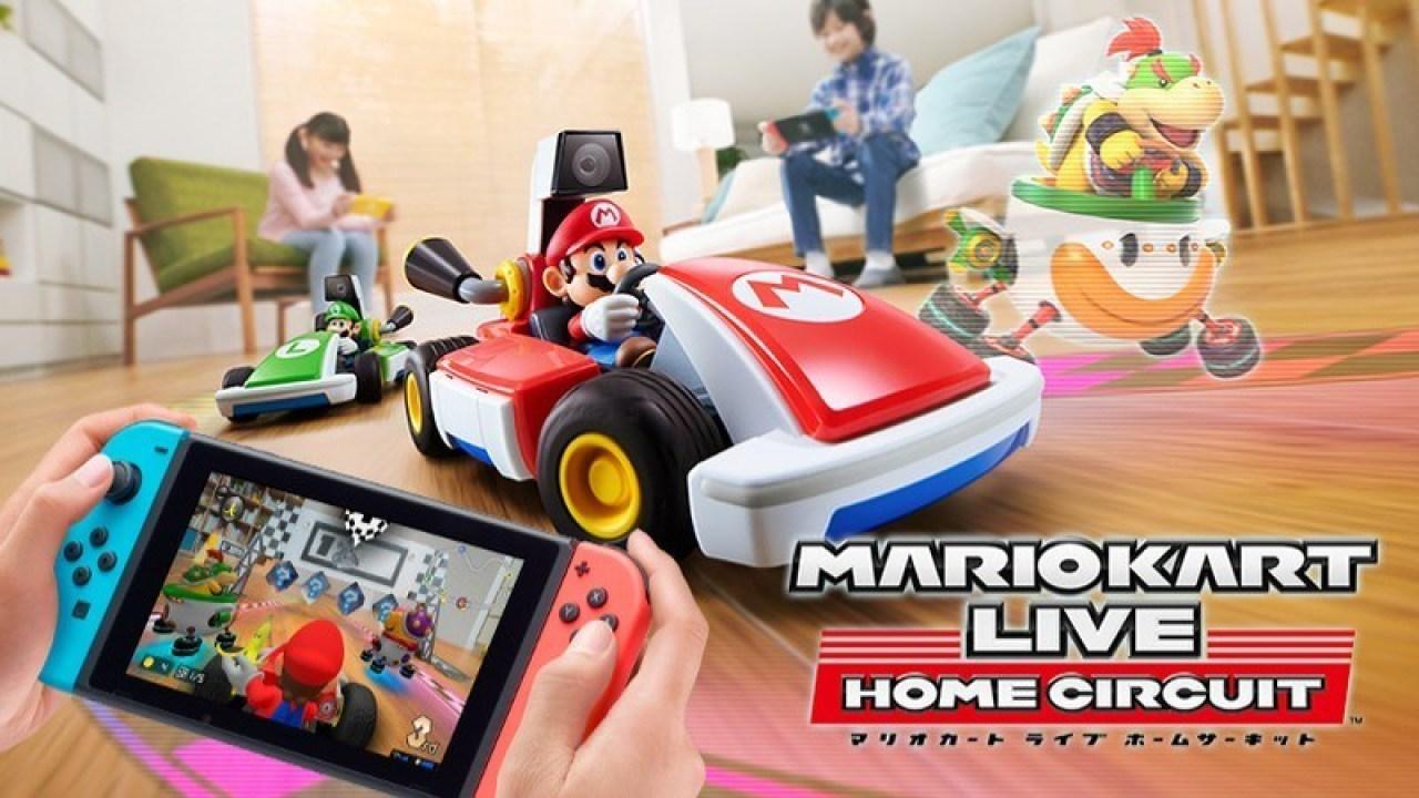 Inicia la preventa de 'Mario Kart Live: Home Circuit' en Amazon México