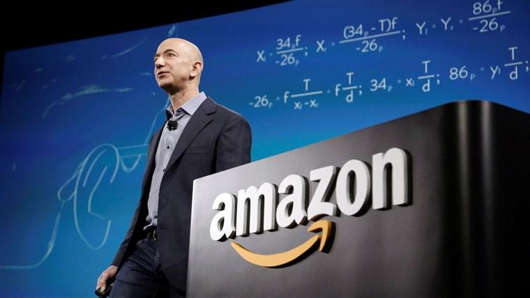 Jeff Bezos anuncia que dejará de ser CEO de Amazon