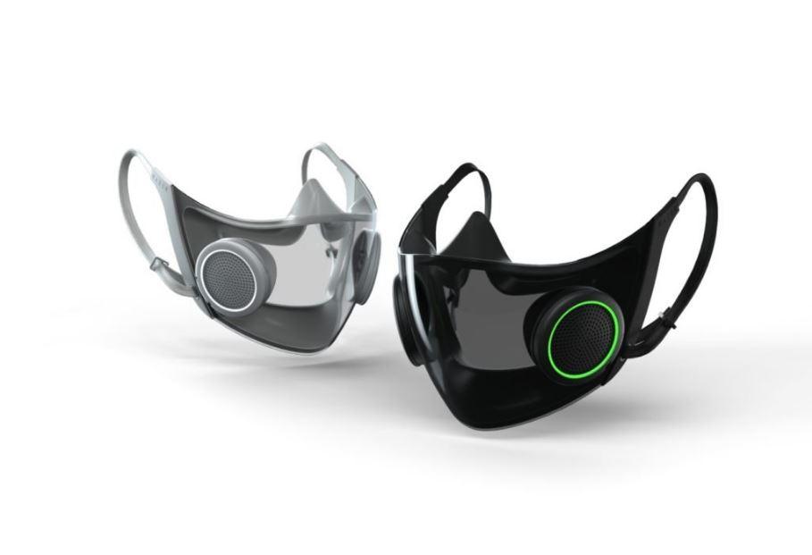 Razer presentó el cubrebocas más inteligente del mundo, inspirado en gamers 2