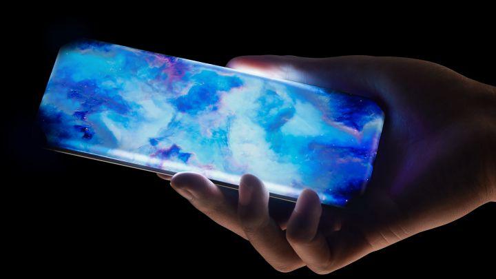 Xiaomi presenta smartphone sin botones ni puertos y con los cuatro bordes curvos