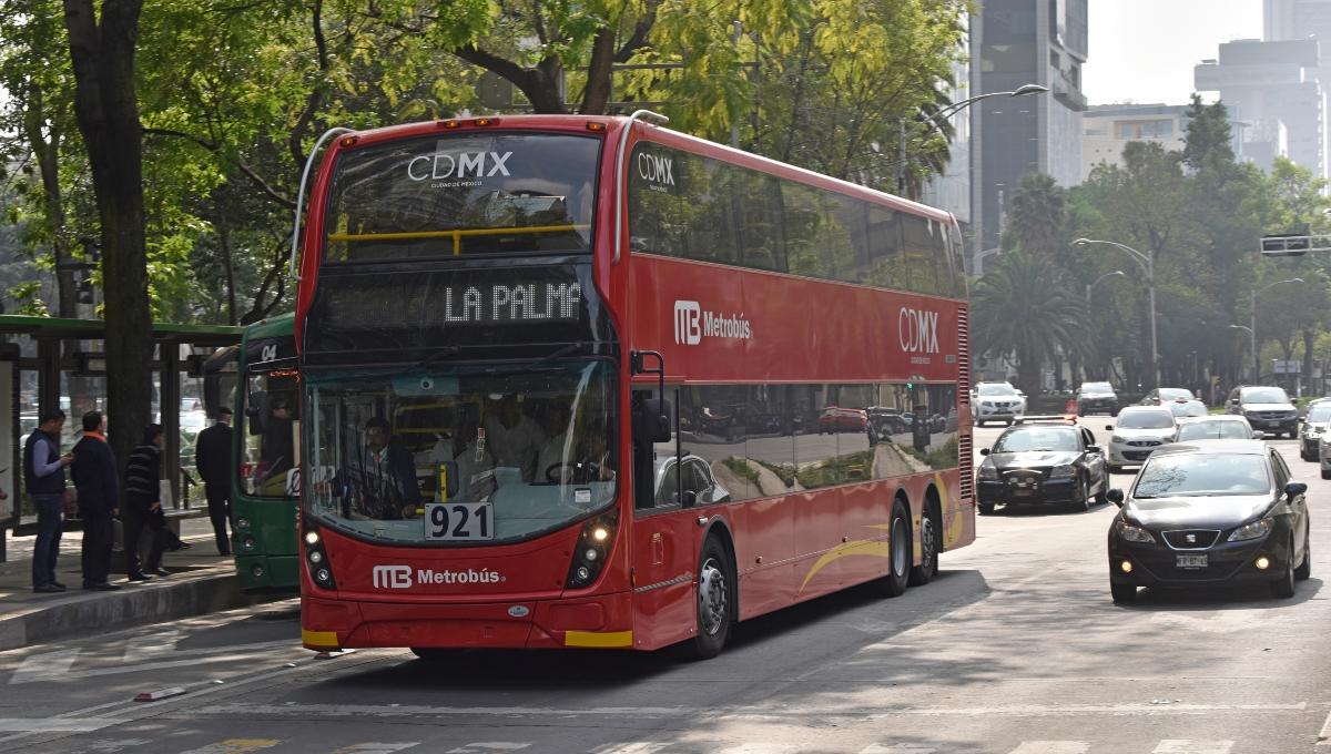 Ahora podrás pagar el Metrobús con tarjetas de crédito, CoDi y código QR