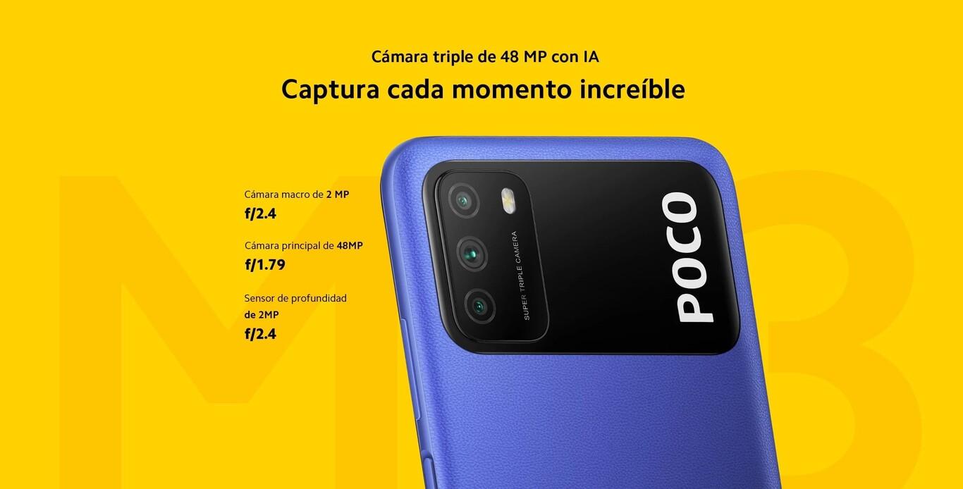 El POCO M3 con 128 GB de Xiaomi tiene un gran descuento en Amazon 2