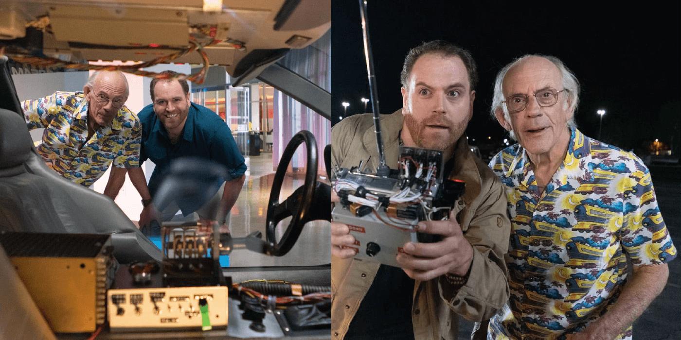 El universo de 'Back to The Future' tendrá una nueva serie en Discovery Plus