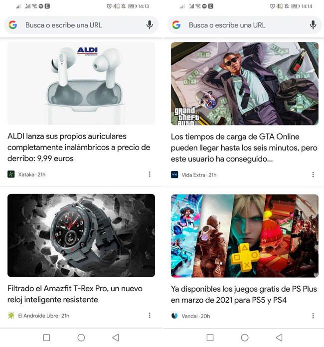 Google Chrome 89 ya está disponible para Android en Google Play 4