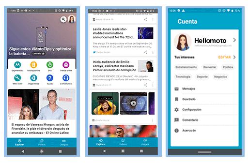 Hello You de Motorola ya tiene más de 1 millón de usuarios en México 2