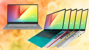 Las nuevas ASUS VivoBook S15 han llegado a México a un buen precio