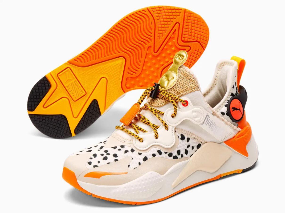 Puma presenta una nueva colección inspirada en los Thundercats 4