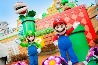 Super Nintendo World por fin abre sus puertas en Japón