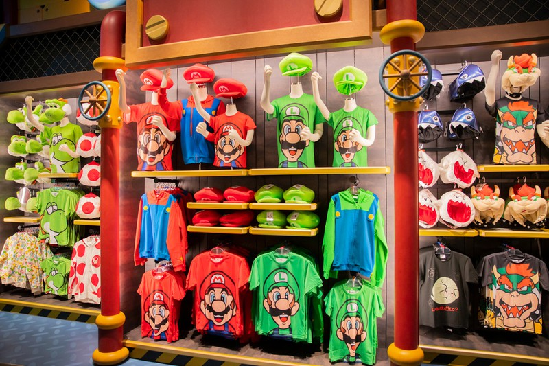 Super Nintendo World por fin abre sus puertas en Japón 2