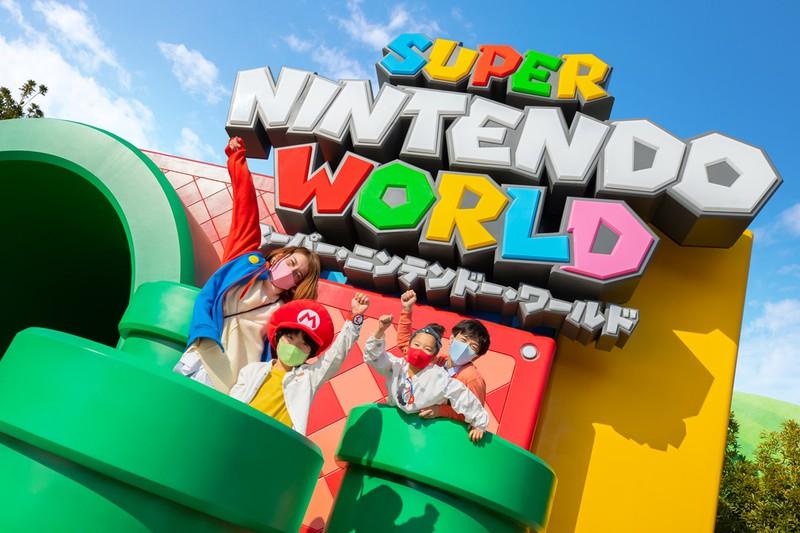 Super Nintendo World por fin abre sus puertas en Japón 3