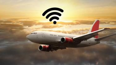 ZTE ofrece conectividad en pleno vuelo con su servicio 5G ATG
